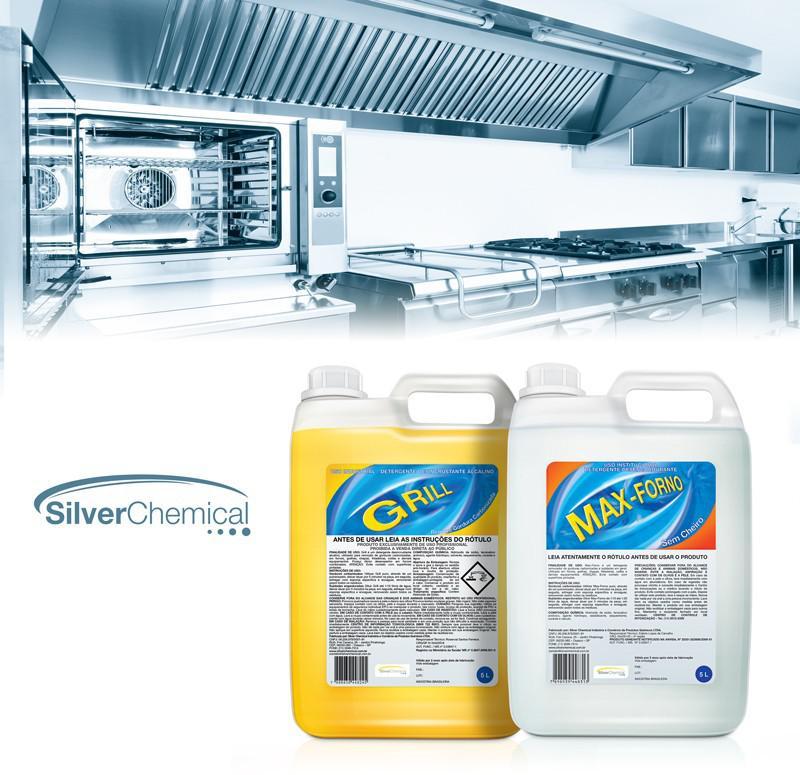 Fabricante de Detergente Alcalino