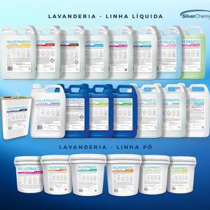 Empresas de produtos para lavanderia