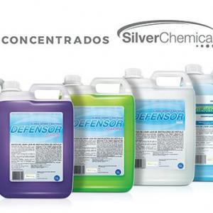 Fabricante de desinfetante concentrado